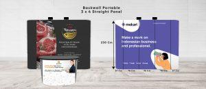 Backwall Portable
