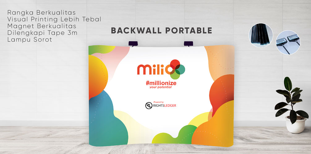 Backwall Portable